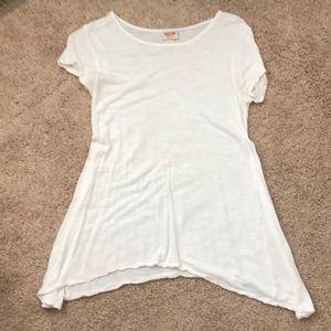 Flow White Tee Shirt